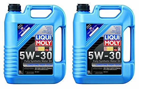 liqui-moly-longtime-high-tech-5w-30-motor-oil-5-liter-2-pack