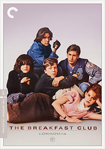 DVD : The Breakfast Club (Criterion Collection) (Special Edition, 4K Mastering, Widescreen, , AC-3)