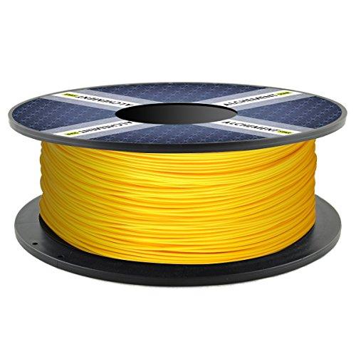 [STAR] Alchement - PETG Series, 3D Filament, 1.75mm, 1kg (Dark Yellow)