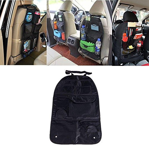 TraderPlus Car Backseat Organizer for Baby Travel Accessories, Kids ...