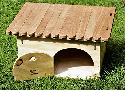 Tortuga deluxe casa rifugio per tartarughe di terra for Casette per tartarughe