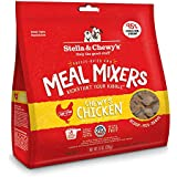 Stella & Chewy'S Freeze-Dried Raw Chewy'S Chicken Meal Mixers Grain-Free Dog Food Topper, 8 Oz Bag