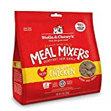 Stella & Chewy'S Freeze-Dried Raw Chewy'S Chicken Meal Mixers Grain-Free Dog Food Topper, 8 Oz Bag For Sale