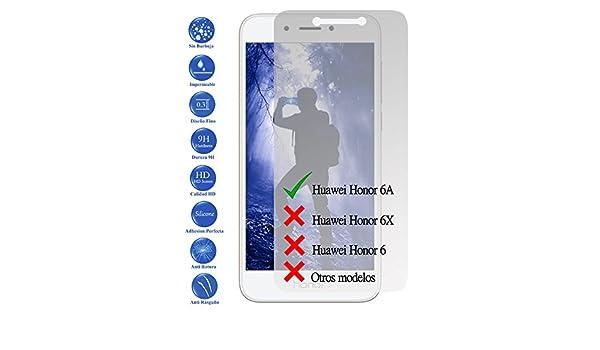 Todotumovil Protector de Pantalla Huawei Honor 6A 4G 5.0 de ...