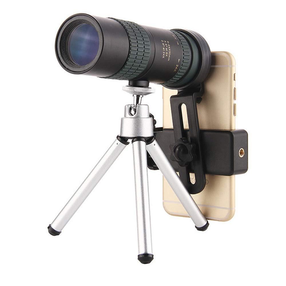 ZGQA-GQA Outdoor Zoom Telescope Monocular Camera Telescope Telescope for Adult by ZGQA-GQA