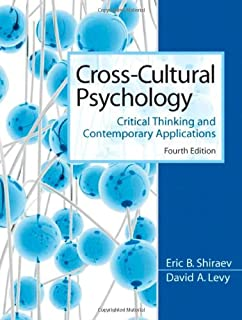 Cross Cultural Psychology Critical Thinking And Contemporary Applications 3rd Edition - image 3