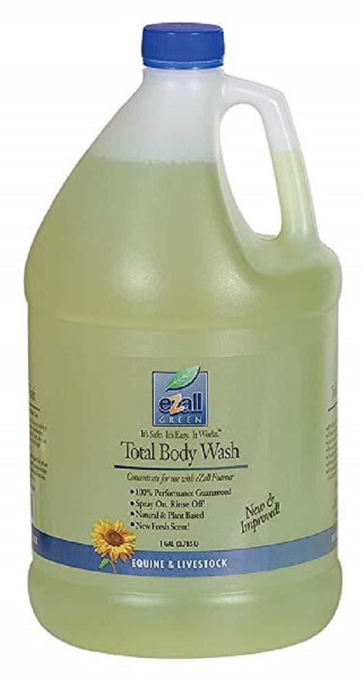 eZall Green Total Body Wash - Gallon