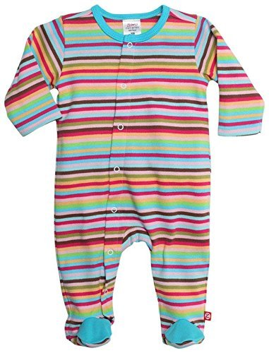 HALLOWEEN  ZUTANO 3 Pc Set 6M 24M Pants Shirt Hat Orange Stripe Unisex Boy Girl