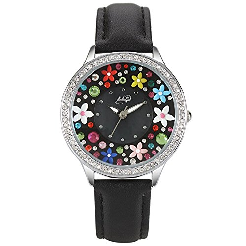 Didofà, Italian Designed Wrist Watch - Women's 3D Water Resistant Wrist Watch , DF-3017A