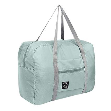 LQQSTORE-Bolsa de Viaje Mochila de Viaje Duffel Bag Bolsa de ...