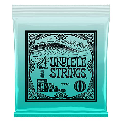 Ernie Ball Ukulele Strings (P02326)