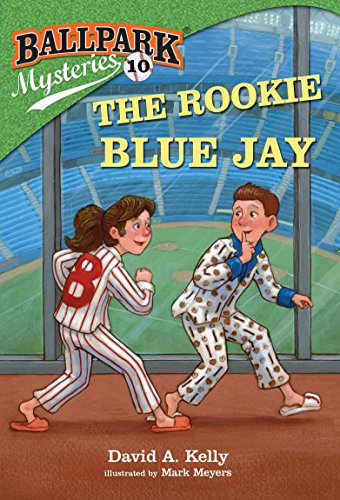 Rookie Series - Ballpark Mysteries #10: The Rookie Blue Jay