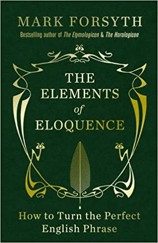 Image result for the elements of eloquence