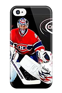 montreal canadiens (33) NHL Sports & Colleges fashionable iPhone 4/4s cases HXAGDFRKO690362X