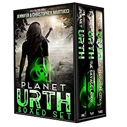 Planet Urth Boxed Set Post Apocalyptic ebook product image