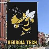 Cheap NCAA Georgia Tech Yellow Jackets 28″x40″ Collegiate Banner Flag