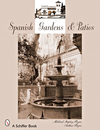 Cheap  Spanish Gardens and Patios