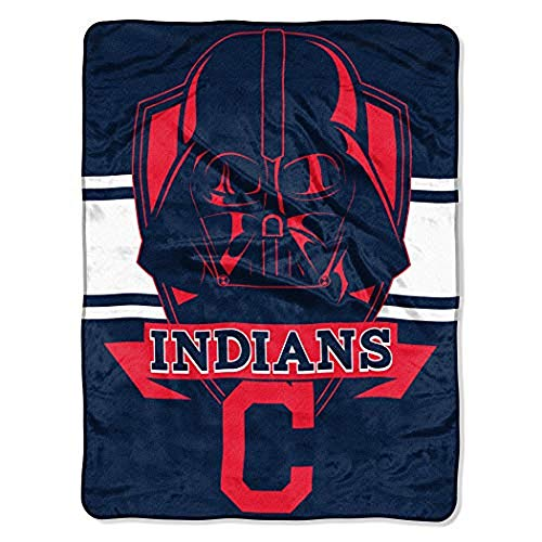 Officially Licensed MLB Cleveland Indians Star Wars Cobranded