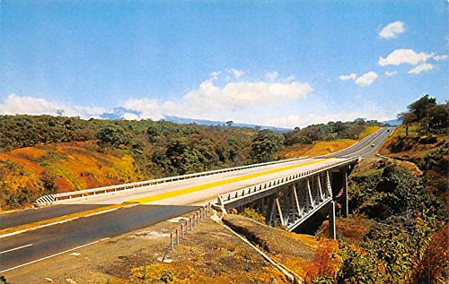 Highway to the International Airport El Coco Costa Rica Postcard ()