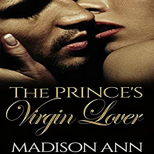 The Prince's Virgin Lover Audiobook
