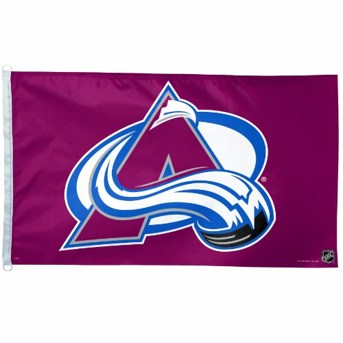 - NHL Colorado Avalanche 3-by-5 Foot Flag