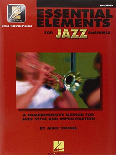 - Essential Elements For Jazz Trumpet Bk/Online media