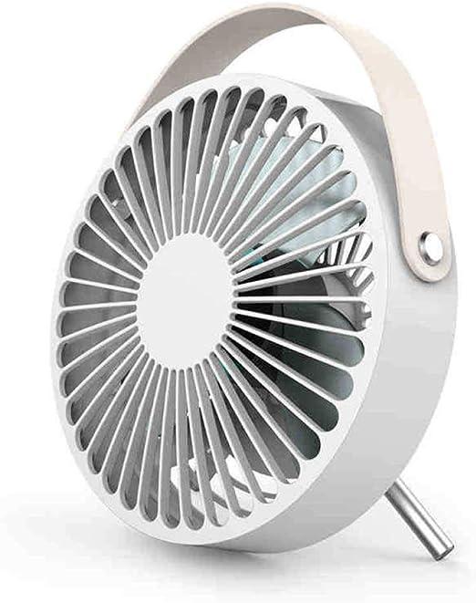 nzb Ventilador USB Mini Ventilador De Mesa Portátil Que Gira 360 ...