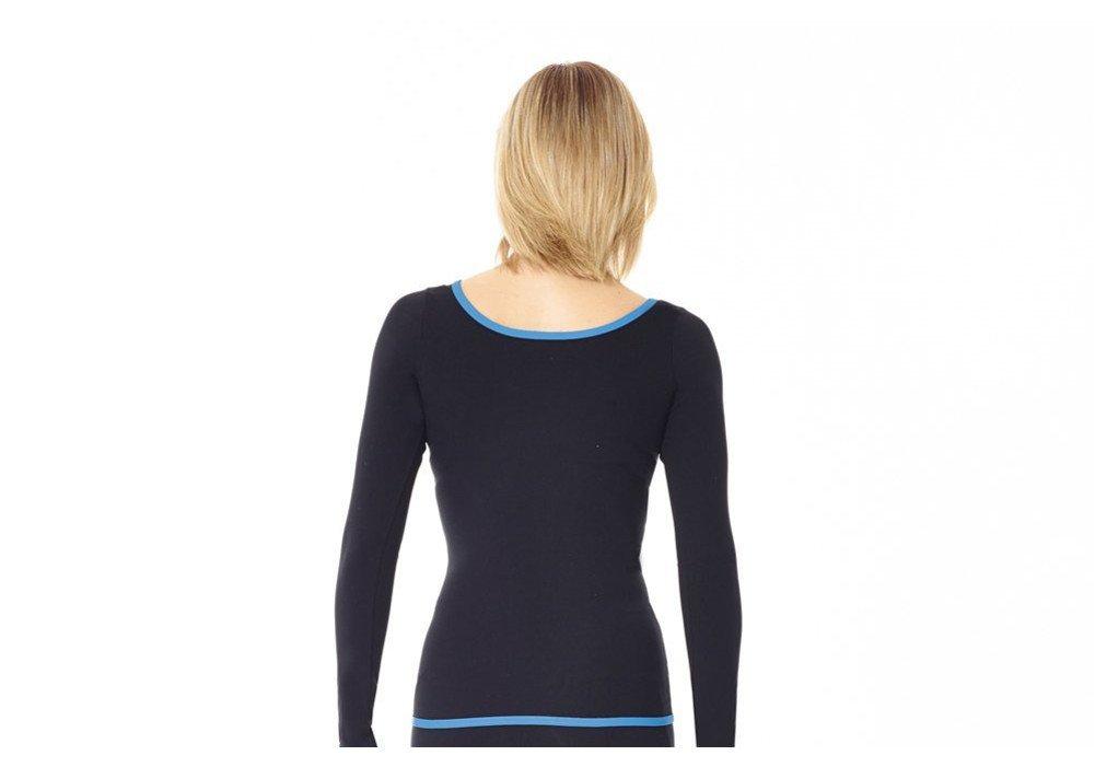 Mondor 34828 Long Sleeve Top Mesh /& Color