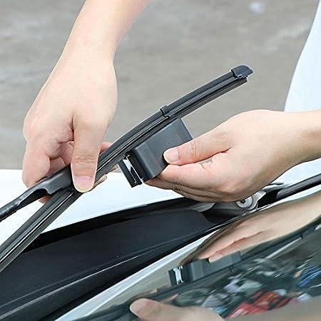 Shop Story - Renovador afilador para limpiaparabrisas – Kit de reparación con afilado – Restaura las escobillas del limpiaparabrisas
