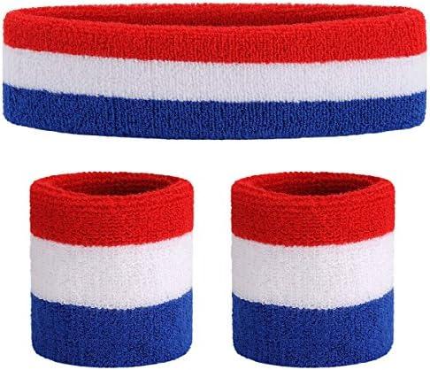 OnUpgo Sweatband Wristband Sweatbands Headbands product image