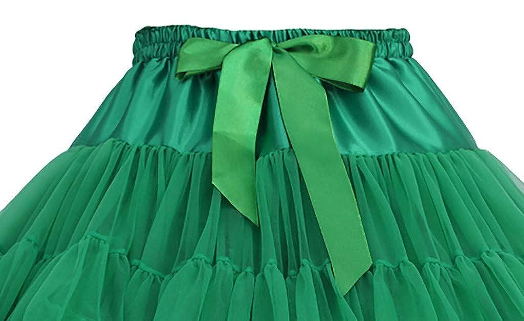 ☛ Moda Femenina de Color Liso, Baile de Danza, Baile, tutú ...