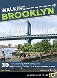 new york street food - Walking Brooklyn: 30 walking tours exploring historical legacies, neighborhood culture, side streets, and waterways