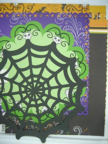 Halloween Themed Scrapbooking Set H09 - L'il Davis Designs Twelve Assorted 12