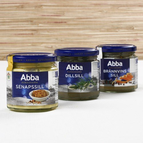 (Marinated Herring by Abba - Dill (0.826 pound))