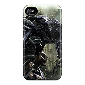 Excellent Iphone 5/5s Case Tpu Cover Back Skin Protector Shockwave In Transformers 3