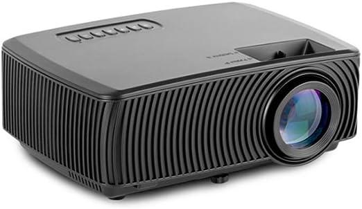 Proyector, con Control Remoto por Infrarrojos, Soporte 1080P HD ...