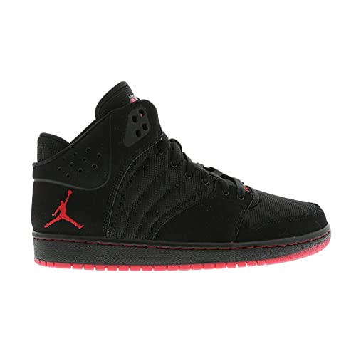 3bd98b4dd2 Nike Air Jordan 1 Flight 4 PREM Mens Hi Top Basketball Trainers 838818  Sneakers Shoes (US 9. 5