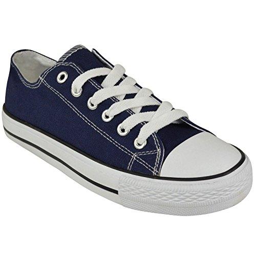 Scarpe Basse Lacci Di Retro 3 Piatto Sneaker Palestra Tacco Sneakers Myshoestore Da Ragazze Taglia Moda Ginnastica Stringate Donna Tela nbsp; Top Leggero qFvtEx