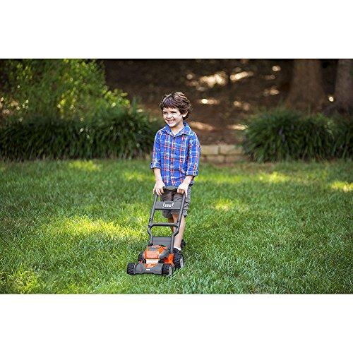 51nPvBYWojL - Husqvarna 589289601 Toy Lawn Mower for HU800AWD