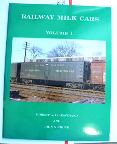 Railway Milk Cars Volume 1