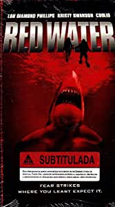 Red Water [VHS]