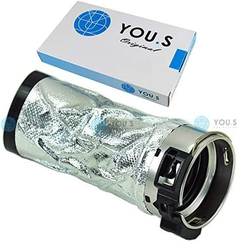You.S Original Durite Turbo Entr/ée DAir 144608294R MM 50//55 : Env /Ø Int/érieur