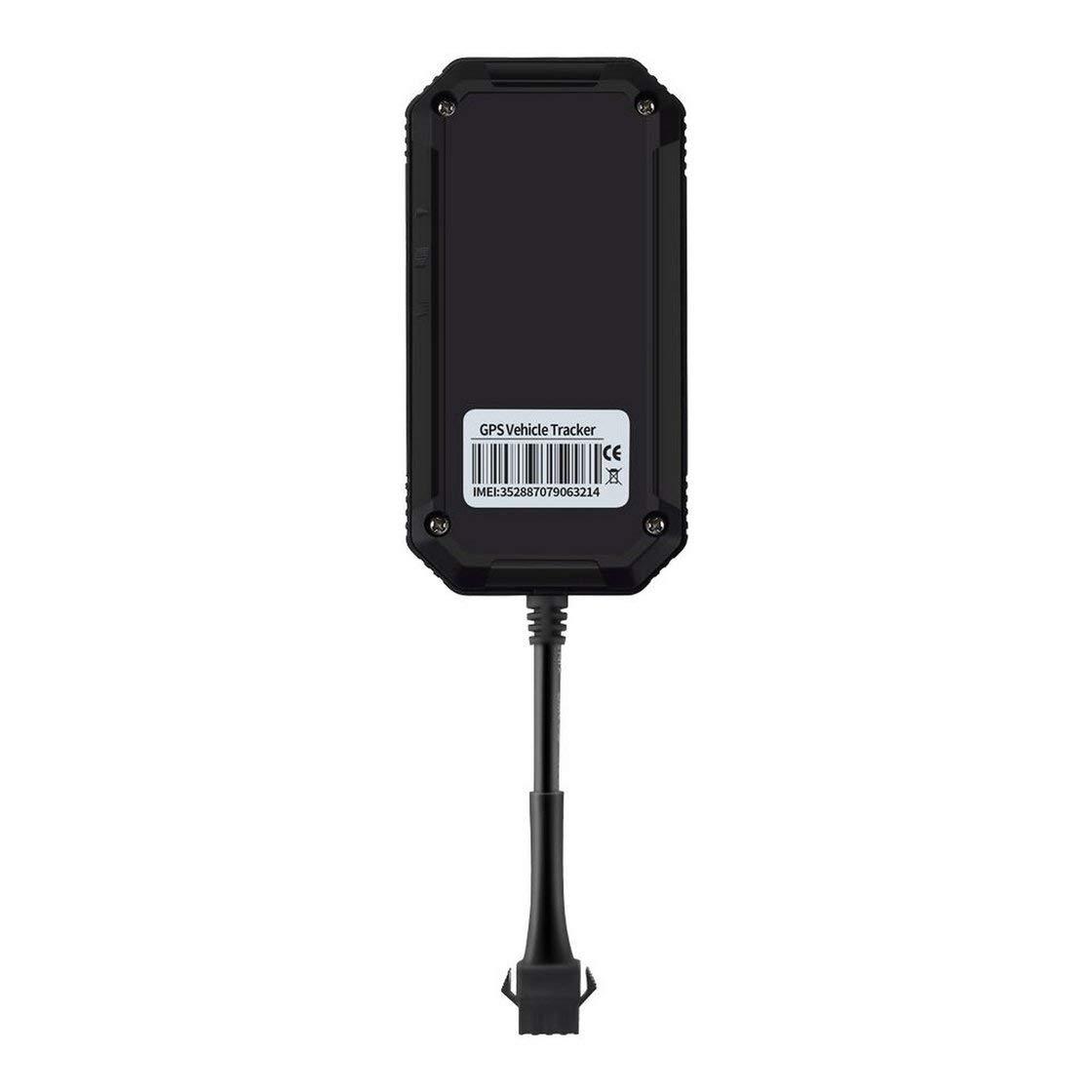 TK300 2G/3G Car/Vehicle/Motorcycle/Truck GPS Tracker Mini GPS Tracker Realtime Tracking Device Locator Vida Solitaria: Amazon.es: Electrónica