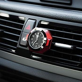 Amazon Com Car Clock High Accuracy Mini Vehicle Quartz Luminous