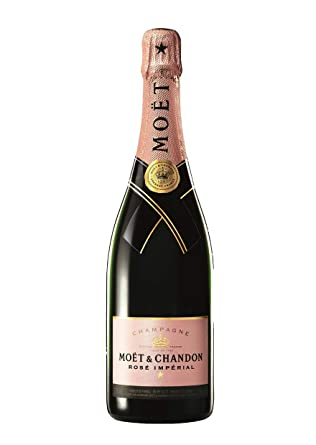 Moet & Chandon Emoji Edition Rose Imperial Brut Champagne - 750 ml