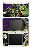 Teenage Mutant Ninja Turtles TMNT Leonardo Leo Michaelangelo Donatello Raphael Cartoon Movie Video Game Vinyl Decal Skin Sticker Cover for Nintendo DSi XL System