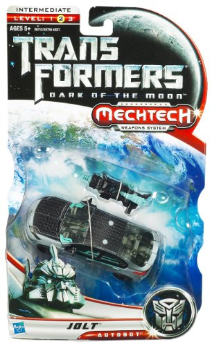Transformers Dark Of The Moon MechTech Deluxe Figure Jolt