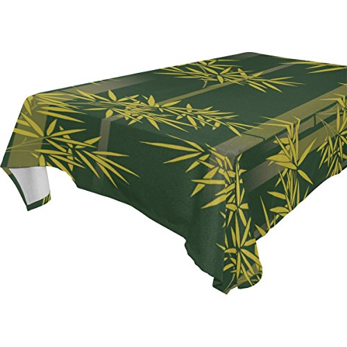 zoeo-100-fabric-polyester-tableclothjapanese-traditional-bamboo-patterneveryday-table-cover-for-rest