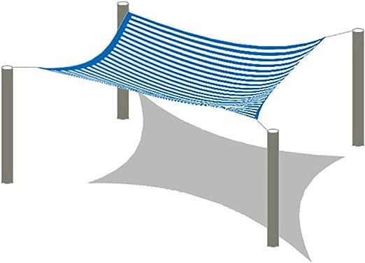 Gxmyb Lona Paño Perfecto for Sombra Solar con Ojales 90% UV Azul ...