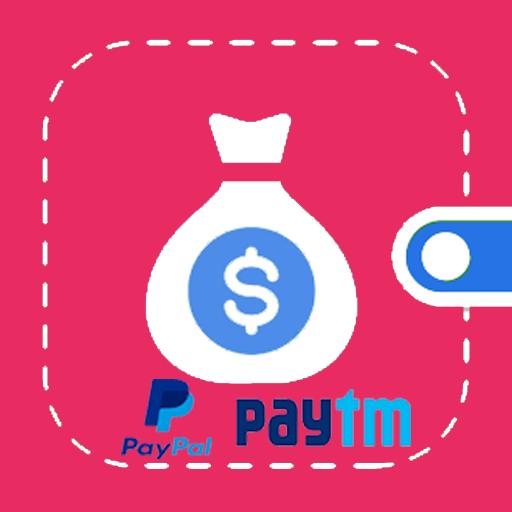 Earn Money Rewards - For Gift Cards Cash Redeem